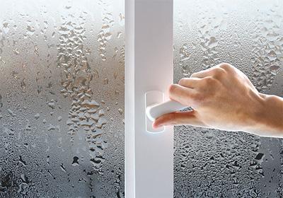 Конденз, темпреатурен градиент и т.н. или защо мухлясват стените?